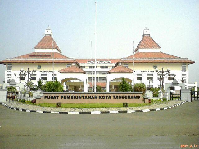 Pusat Pemerintahan Kota Tangerang