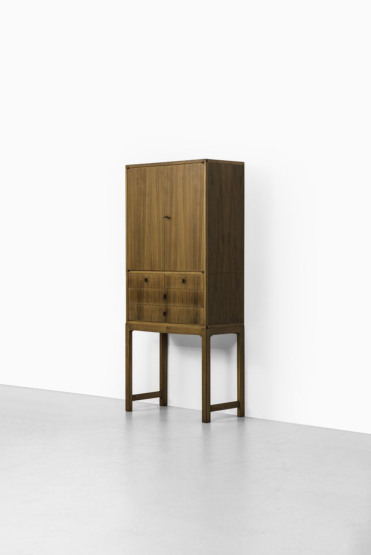 furniture design cabinet. carl malmsten lillbo cabinet in walnut at studio schalling furniture storagefurniture designbar design