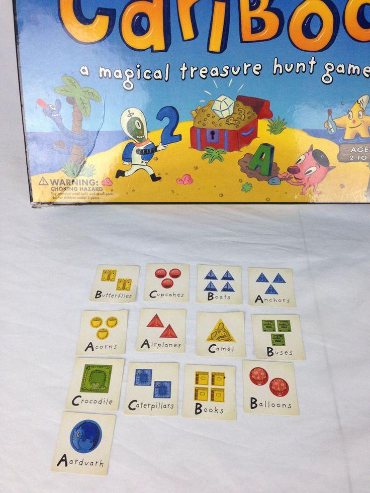 1 Cranium Cadoo Board Game Replacement Parts Pieces Hasbro Card you choose  #Cranium