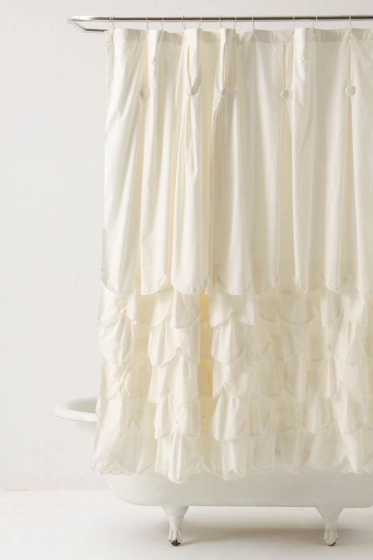 Romantic shower curtain - Shower Curtain