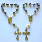 Hemarite One-Decade Rosary.