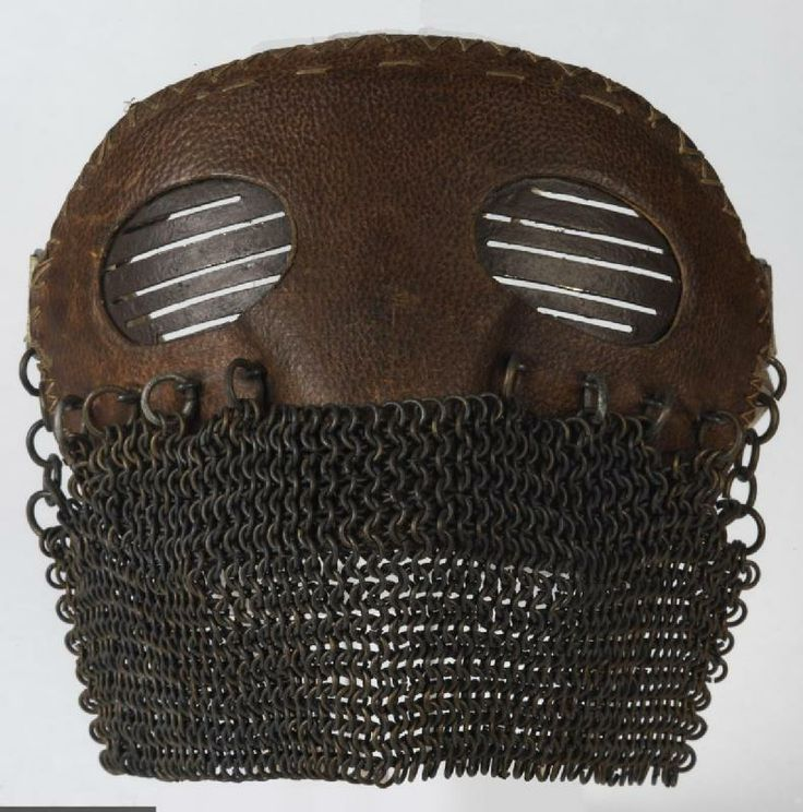 The Tank Mask became necessary during this war as a way to protect the men driving the tanks from splinters of hot metal created by bullets hitting their tank.  The masks were worn to protect their faces in the heat of battles.
