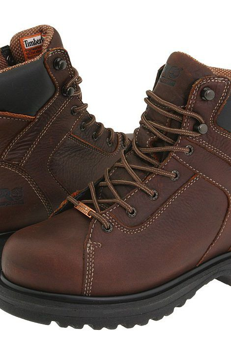 Timberland PRO Rigmaster 6 Waterproof Alloy Safety Toe (Brown) Women's Work Lace-up Boots - Timberland PRO, Rigmaster 6 Waterproof Alloy Safety Toe, TB088117214, Women's Casual Work and Duty Duty, A.N.S.I. Rated Steel Toe, Work Lace-up, Boot, Footwear, Shoes, Gift - Outfit Ideas And Street Style 2017