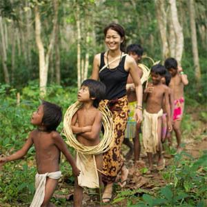Sokola Rimba, Gambaran Indah Problem Pendidikan Orang Rimba   MEN'S JOURNEY