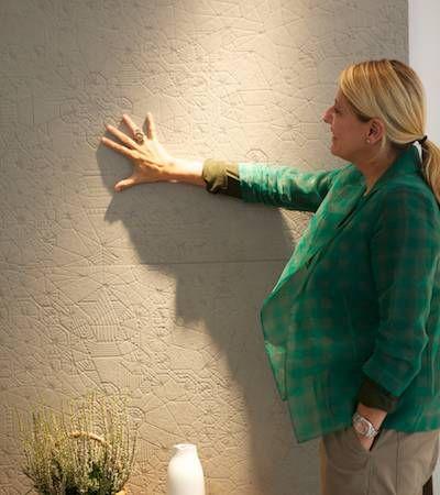 Patricia Urquiola tiles available at TILE junket 2a Gordon Ave, Geelong West, Victoria. Patricia Urquiola, Creative Director of Mutina