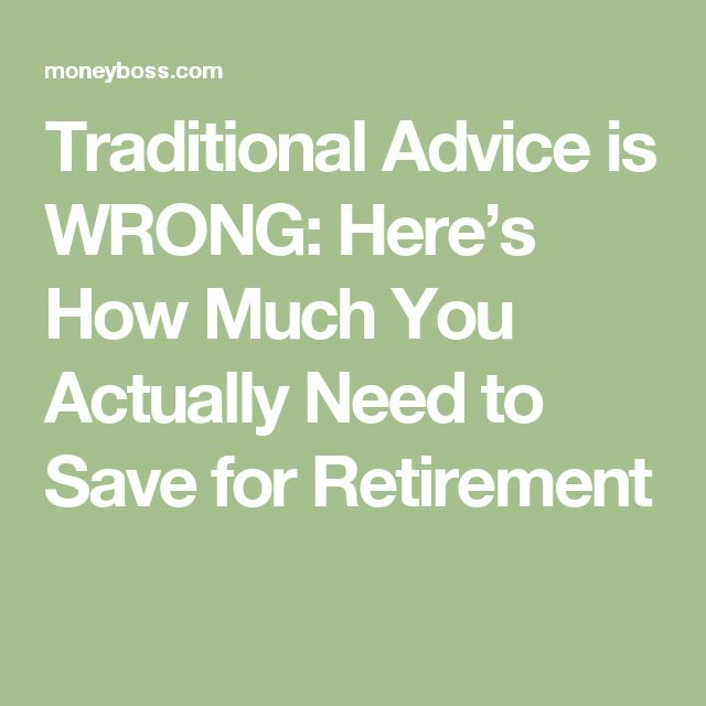 13 best get rich with algebra project images on pinterest algebra traditional advice is wrong heres how much you actually need to save for retirement fandeluxe