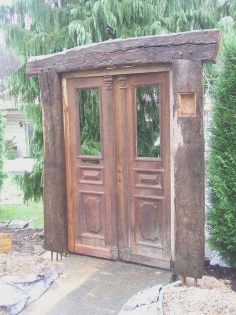 Finde landhausstil Garten Designs: Garten Gestaltung Fachwerk bau Recycled Hol