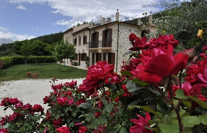 our house -  colledimezzo abruzzo italy , B&B in the countryside.