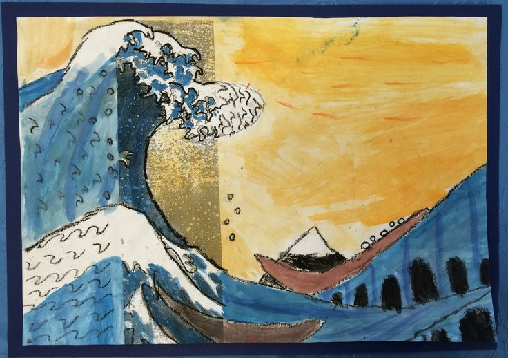 Hokusai completion by year 4