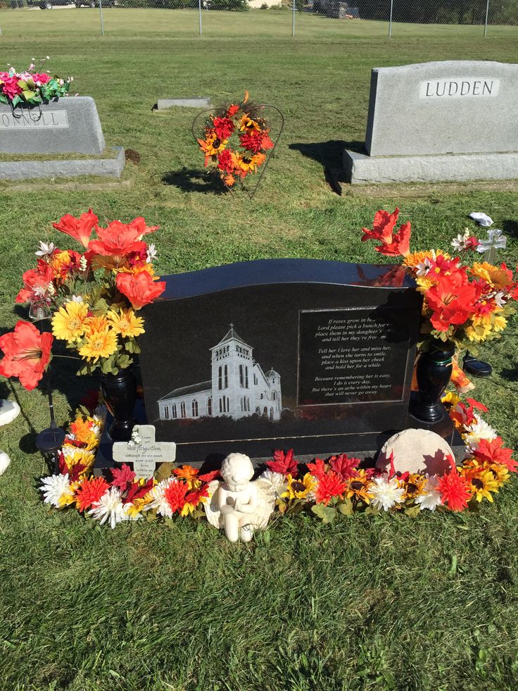 Best 25 Grave Decorations Ideas On Pinterest Cemetery Decorations Grave Flowers And