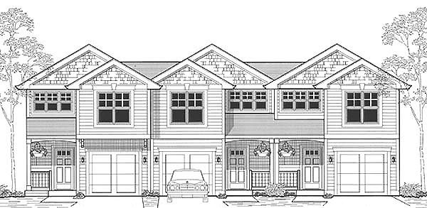 Superieur Victorian Home Plans » Http Www Drummondhouseplans Com Duplex Triplex And  Multi Units Home Plans Html