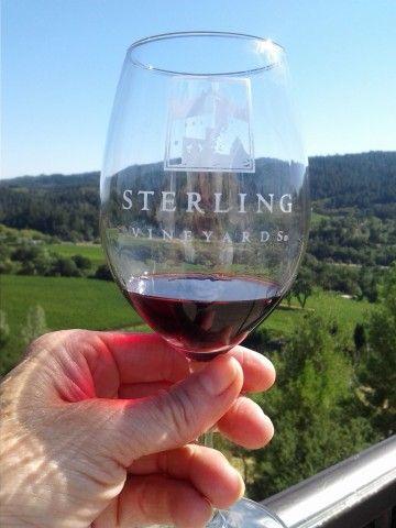 Sterling Winery - Beautiful place