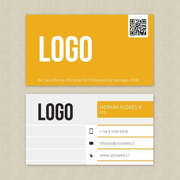 Tarjeta Nº5 Amarillo | Diseño & Papel | Tienda Oline