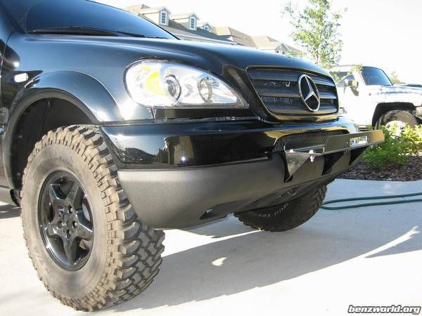 1999 Mercedes ml320 tire size #6