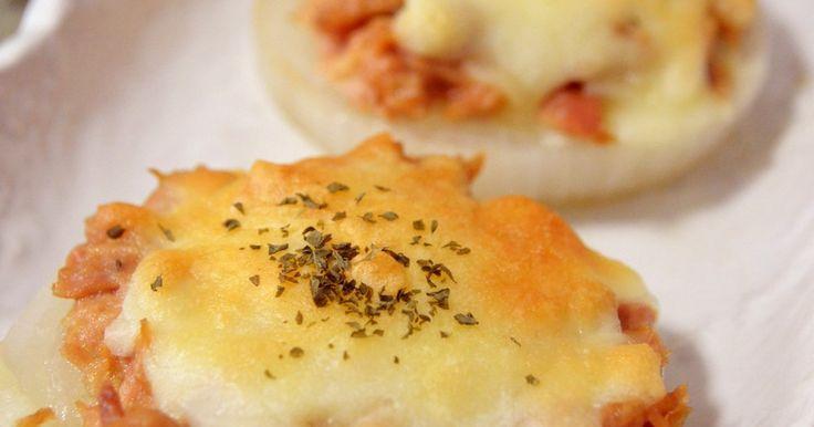 ピックアップ掲載&1000れぽ感謝♪玉ねぎの甘味を存分に味わえます♥♥(o→ܫ←o)♫ ツナマヨチーズでおつまみにも最高