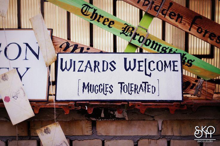 Гарри поттер, harry potter, decor, Sokho decor studio, подарки, magical presents, wizards welcome