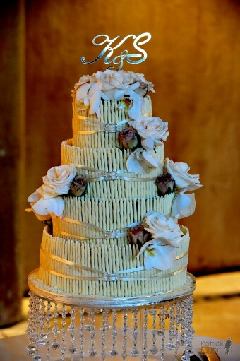 Wedding cake - Jay's Cakes
