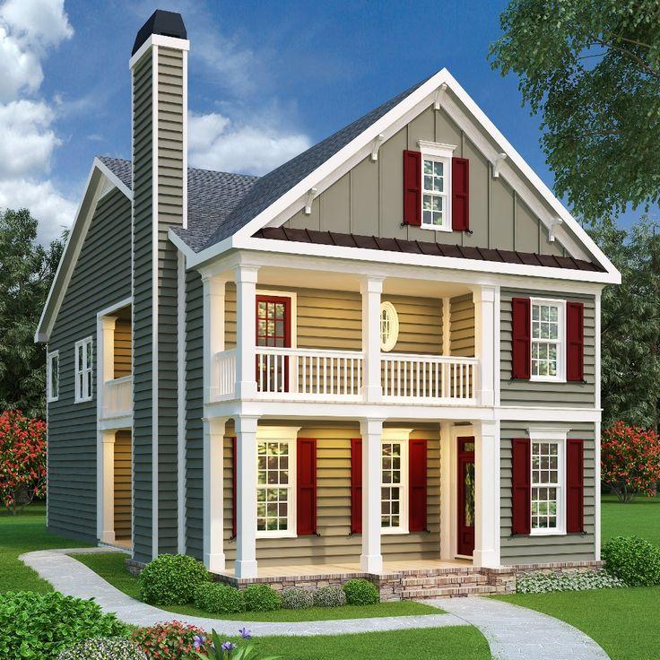 Craftsman House Plan 1785 square feet 3
