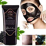 #beauty #8: ONE1X Beauty Activated Natural Charcoal Black Mask Blackhead Peel Off Remover Cream Deep Skin Clean Purifying Peel Acne Mud… #ad