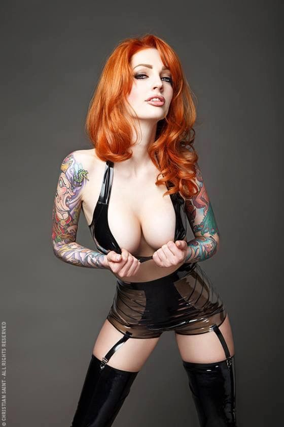 Vanessa Lake Sexy Nude Pics - Tattoo Models