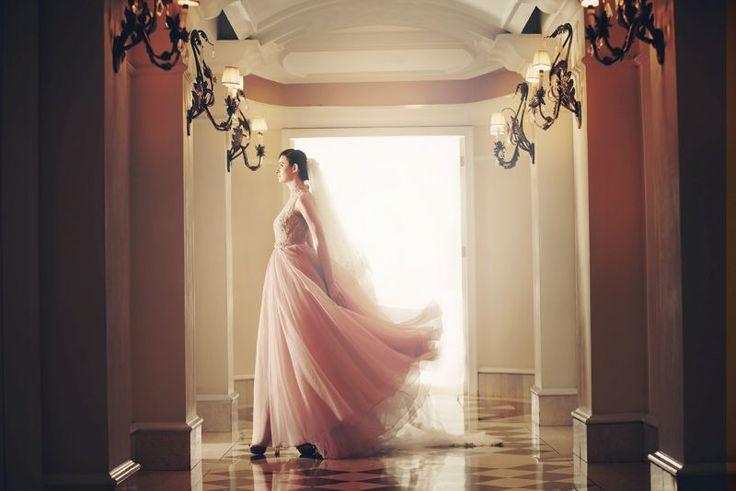 Inspirasi Gaun Pengantin Penuh Warna Memikat