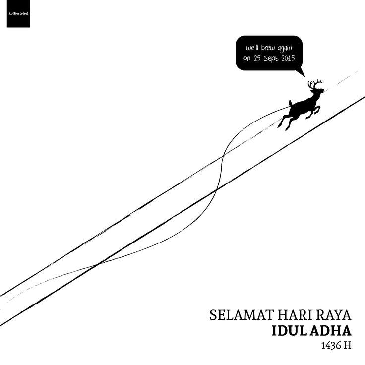 Minilmalist design for Eid Adha, just like an album cover for me  #illustration #minimalist #simple