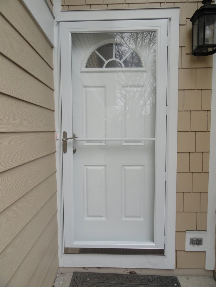 78 Ideas About Andersen Storm Doors On Pinterest Storm
