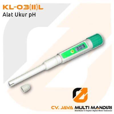 Alat Ukur pH KL-03(II)L