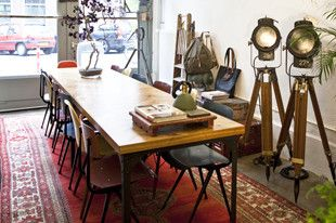 Harvest and Company is a curated shop based in Amsterdam, specialised in high quality vintage furniture, interior goods, specialty coffee, fine art, and beautifully crafted items for travel, work and living. All with permanent style.