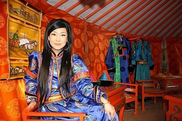 Buryat Woman Women Of Eastern Europe And Central Asia