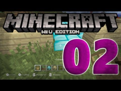Let's Play Minecraft Wii U Edition Part 1 kreativ - YouTube