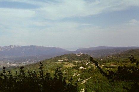 Gračišće and its surroundings, Istria