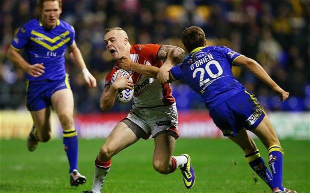 Warrington Wolves vs St Helens Live Streaming Online   Warrington Wolves vs St Helens Live Streaming Online on April 8-2016  Warrington league leader are not turned Chris Sandow with a hamstring injury while Gen Ormsby has joined Huddersfield on loan.  Julien Declan Benjamin and Patton enter the team as they seek to make it nine wins in 10.  St Helens who have lost three of their last four games are without Joe Greenwood and Dominique Peyroux.  Young Jack Ashworth and Jake Spedding have been…