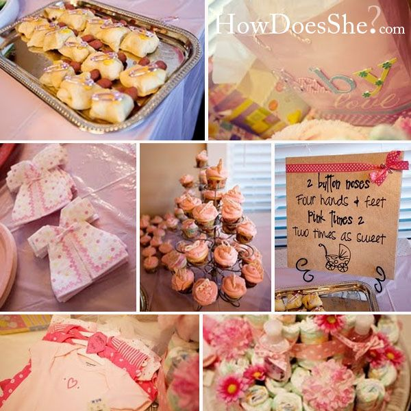 Shower Ideas, Baby Showers And