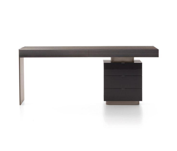 Carson Desk Designer Desks From Minotti All Information High Resolution Images Cads Catalogues Contact Informati Desk Furniture Minotti Desk Design