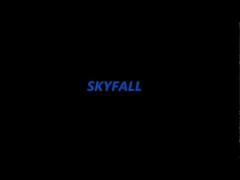 Skyfall - Adele HD/HQ (LYRICS)