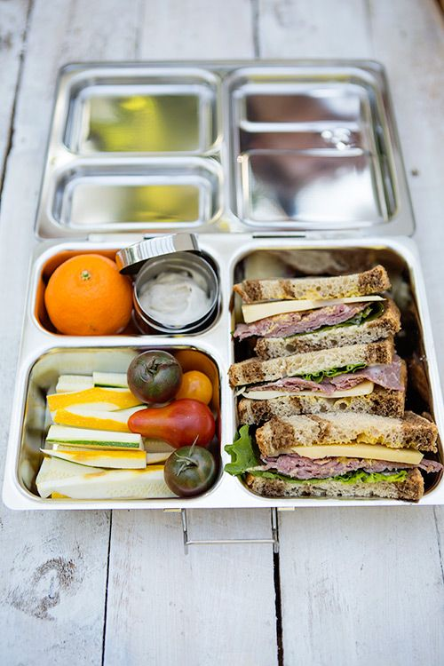 The Back-to-School Lunch Box Buying Guide via FoodforMyFamily.com