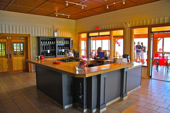 Bench 1775 - Our Tasting Room