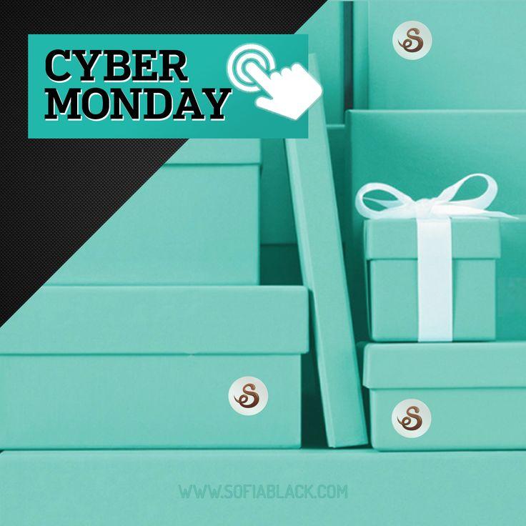 Ofertas de #CyberMonday 27 noviembre en www.sofiablack.com ~ Los mejores productos y tratamientos para el cabello ondulado, rizado, afro, o seco.