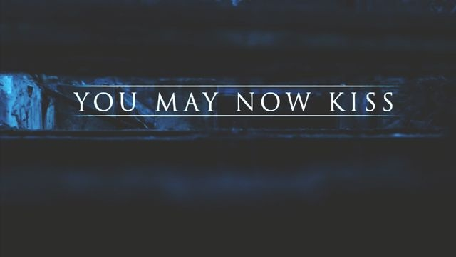 teaser.  you may know kiss.