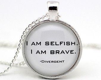 Divergent jewelry . . .
