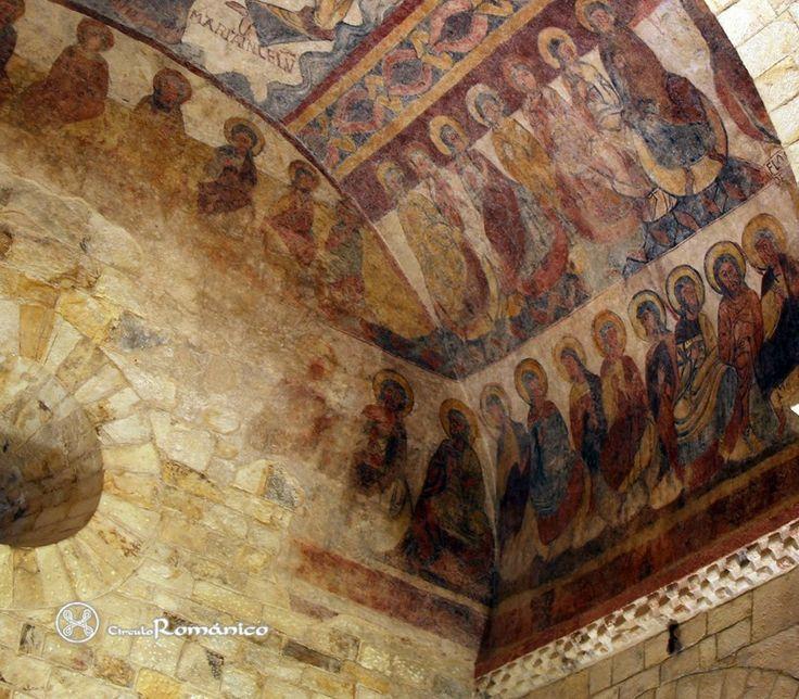 San Martiño de Mondoñedo | Pintura románica (s. XII)