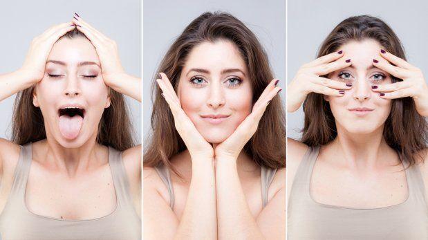 Face fitness: ejercita tu rostro y mantenlo firme