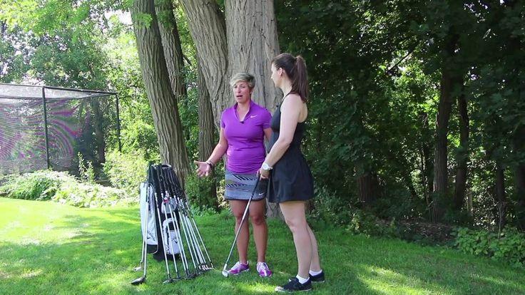 Golfing for Women Proper Golf Stance Golf stance