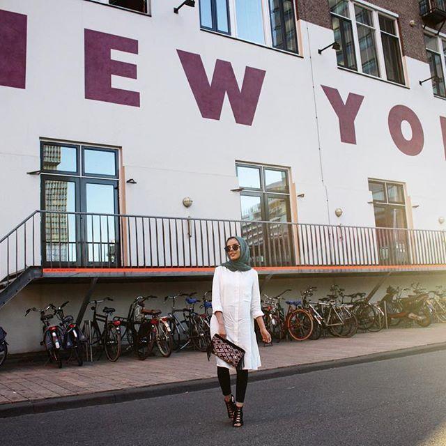 Chasing the sunlight. 🙈#newyorkxrotterdam