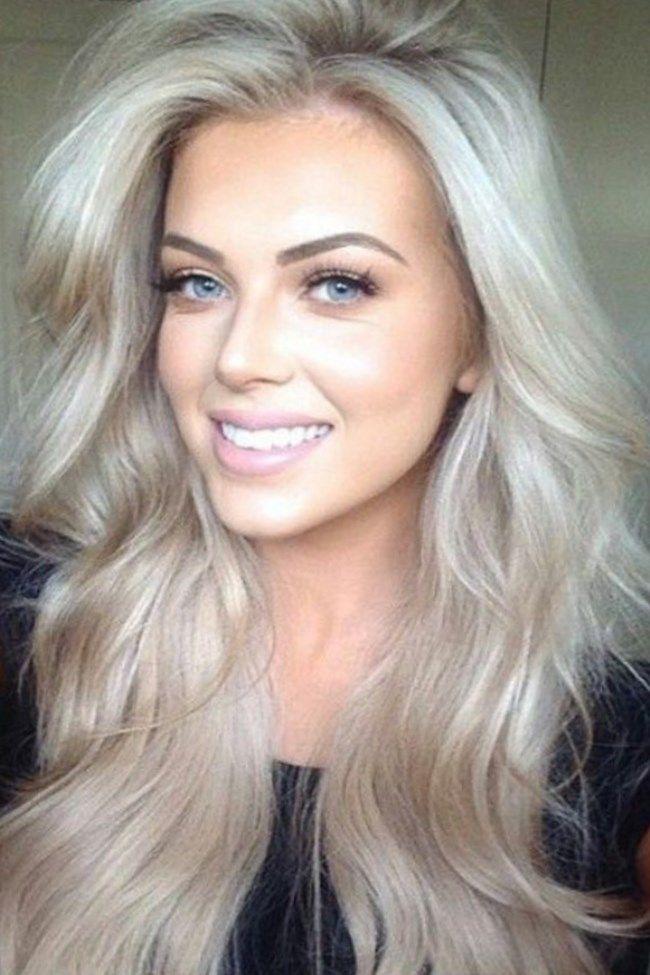 Ombre Haar Braun Bis Blond 2017 2018 Ombre Haar Trends