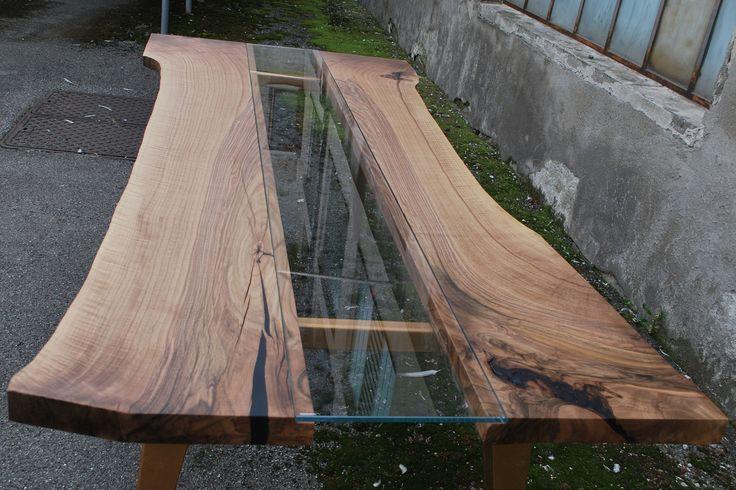 Oltre 25 fantastiche idee su tavolo in ferro su pinterest for Tavolo legno noce nazionale