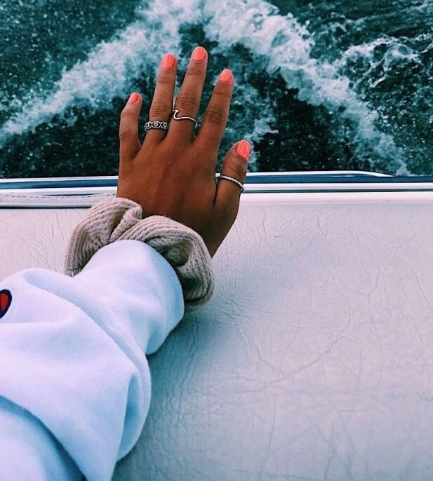 Vsco Relatablemoods Cute Acrylic Nails Cute Nails Vsco Pictures