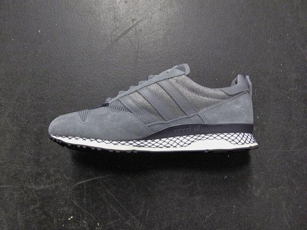 """Kazuki Kuraishi x adidas """"ZXZ ADV 84-Lab."""" – Tech Grey / Dark Navy"""