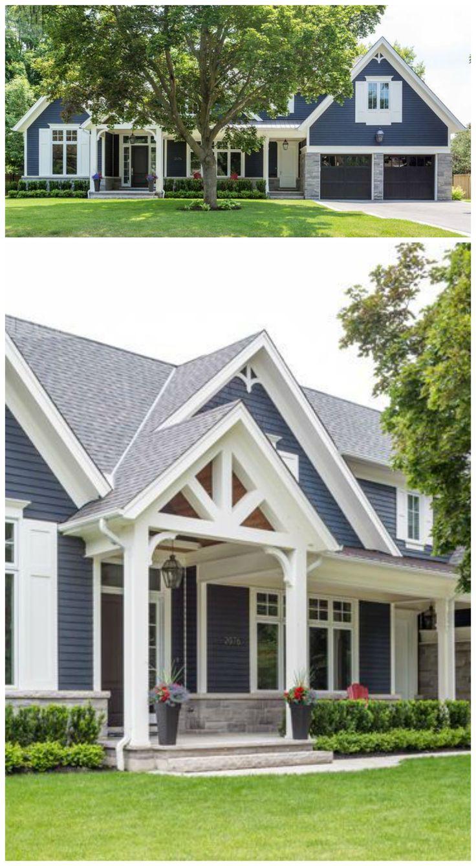 Exterior home colors farmhouse - Best 25 Outdoor House Colors Ideas On Pinterest Exterior Paint Schemes Home Exterior Colors And Exterior House Colors